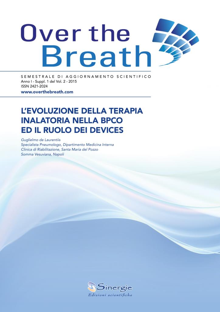 Over the Breath Suppl. 1 del Vol. 2 - 2015