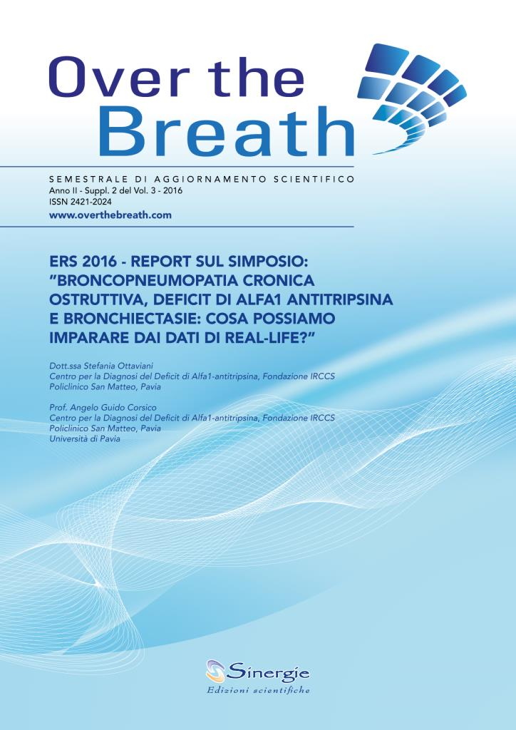 Over the Breath Suppl. 2 del Vol. 3 - 2016